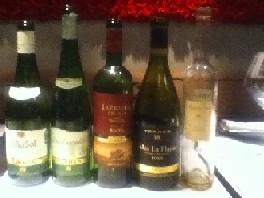 Vinhos tintos, brancos e de sobremesa para harmonizar