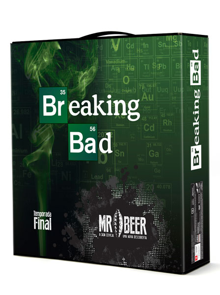 Cerveja e Breaking Bad