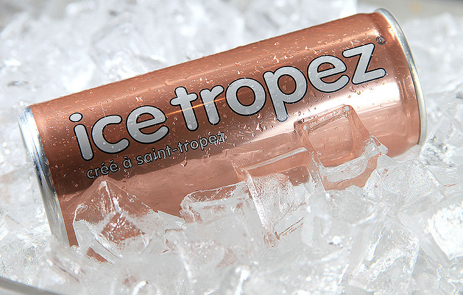 Vinho para refrescar revista menu for Ice tropez alcohol percentage