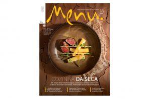 Capa da edição de abril da Menu (foto: Sheila Oliveira/Empório Fotográfico)