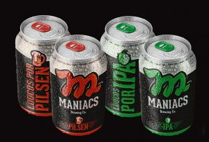 maniacs brewing