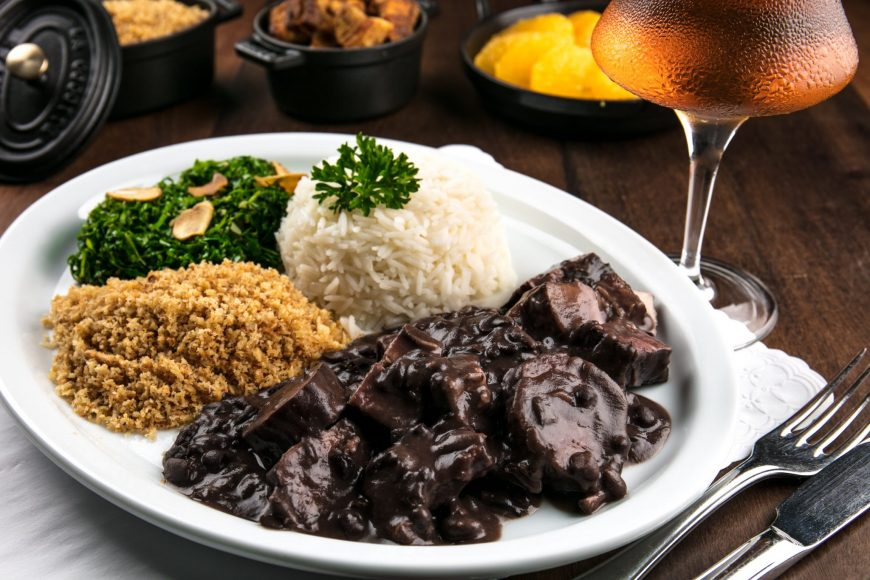 feijoada do Batista