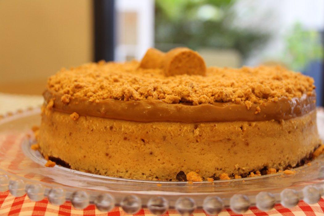 Receita simples de cheesecake de amendoim (foto: divulgação)