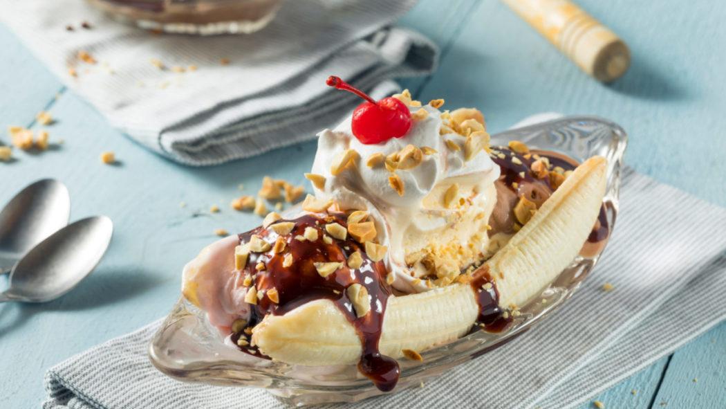 Banana Split (Foto: iStock)
