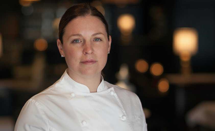 Melissa Rodriguez, nova chef executiva do Del Posto, em Manhattan (Foto: Divulgação/Del Posto)