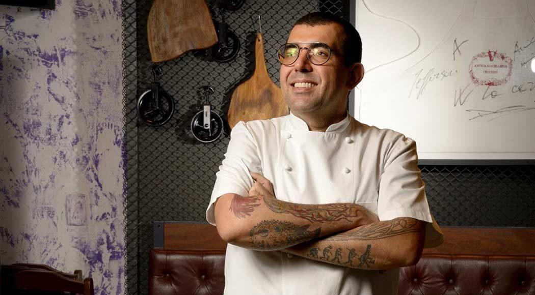 Chef Jefferson Rueda