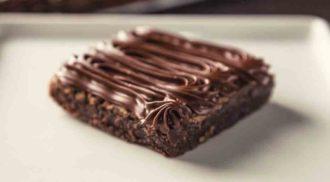 Receita de Brownie de Nutella é para quem gosta de muito chocolate