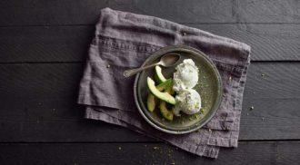 Receita simples de sorvete de guacamole com Tabasco. Foto: Divulgação