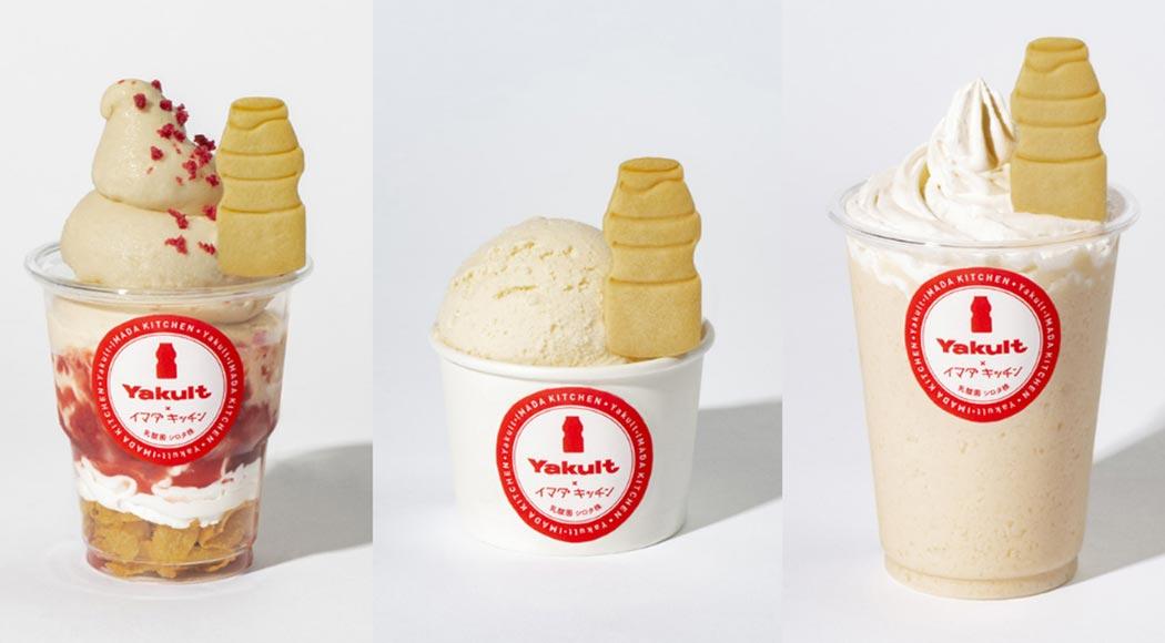 Yakult abre loja de sobremesas e lança sorvetes no Japão