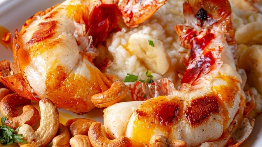 Festival Momento da Lagosta tem pratos a partir de R$ 33 no Al Mare Ristorante