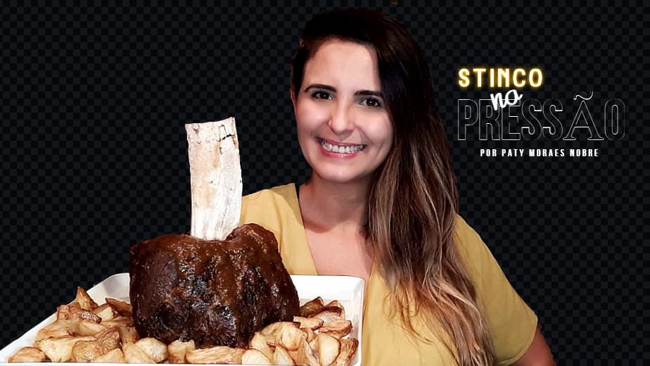 Fazer churrasco na panela de pressão é seguro? Stinco bovino é 'carne' ideal