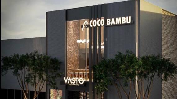 Projeto de expansão do Coco Bambu ocupa ponto que foi do Nobu em SP