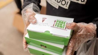 Instituto Capim Santo planeja doar 100 mil refeições para pessoas em situação de rua
