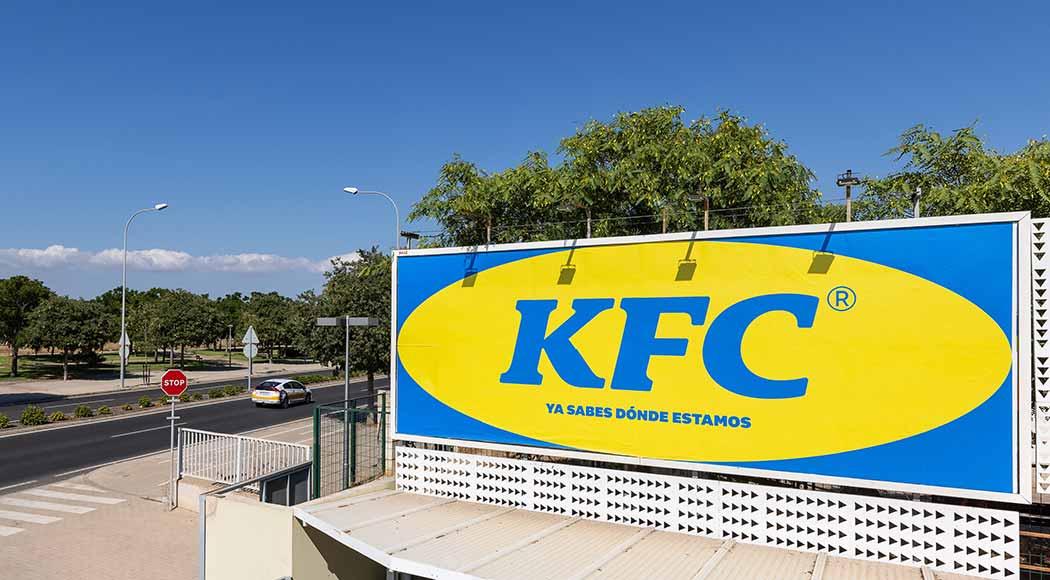 """Loja do KFC na Espanha se """"disfarça"""" de IKEA para atrair clientes (Foto: Divulgação)"""