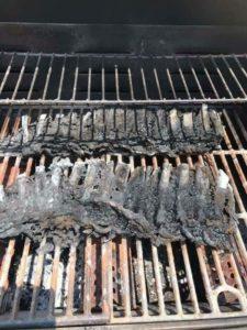 A carne carvão (Foto: Reprodução/Bored Panda)