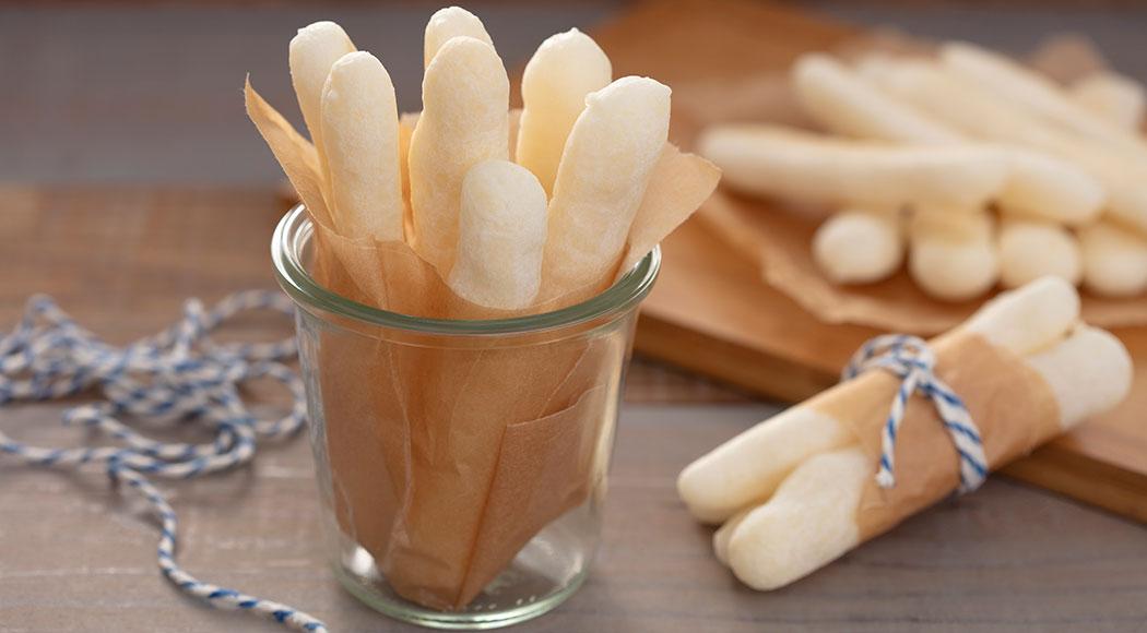 Biscoito de polvilho frito, por Receitas Nestlé (Foto: Divulgação)