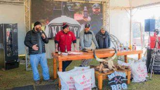 Dia do Churrasqueiro: Curso reúne melhores profissionais do churrasco defumado