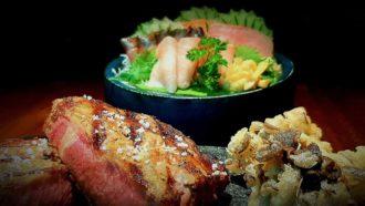 Churrasco ou japa? Fique com o melhor dos dois no J1, restaurante do chef Jun Sakamoto