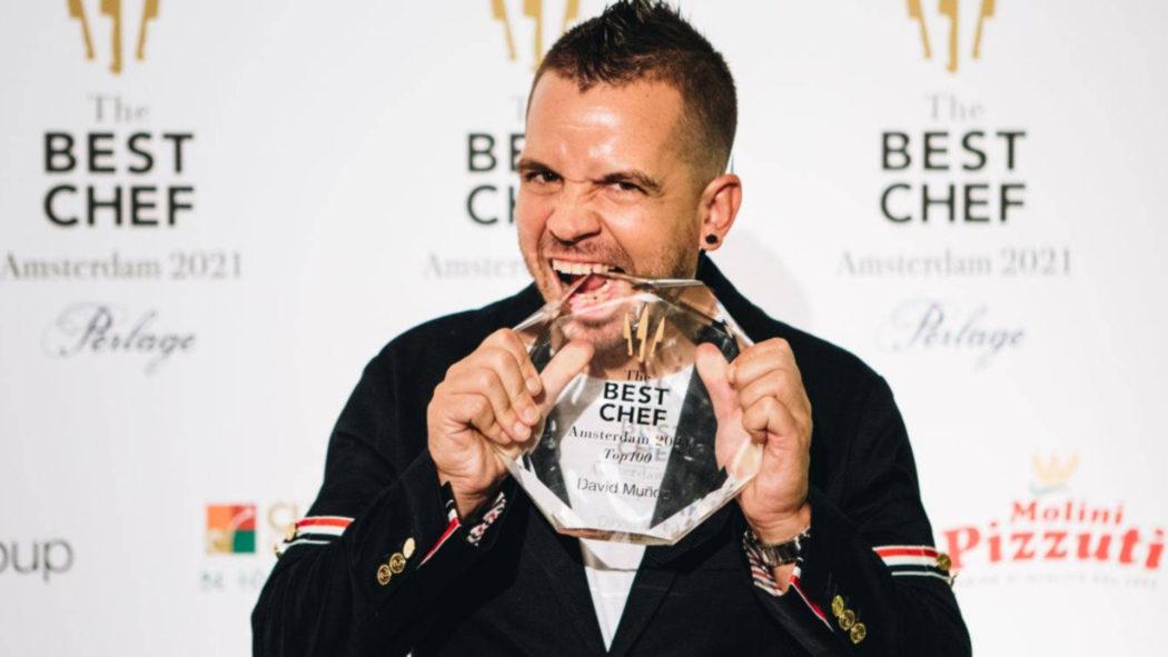 Conheça o melhor chef do mundo (Foto: Reprodução/@dabizdiverxo)