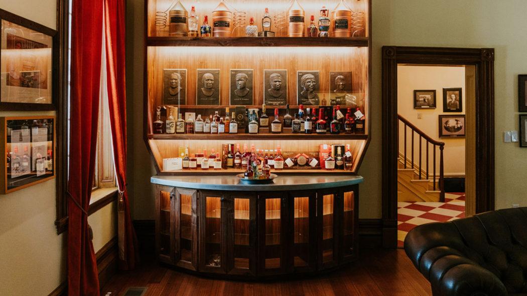 A casa dos fundadores do Maker's Mark (Foto: Divulgação/Samuels House)