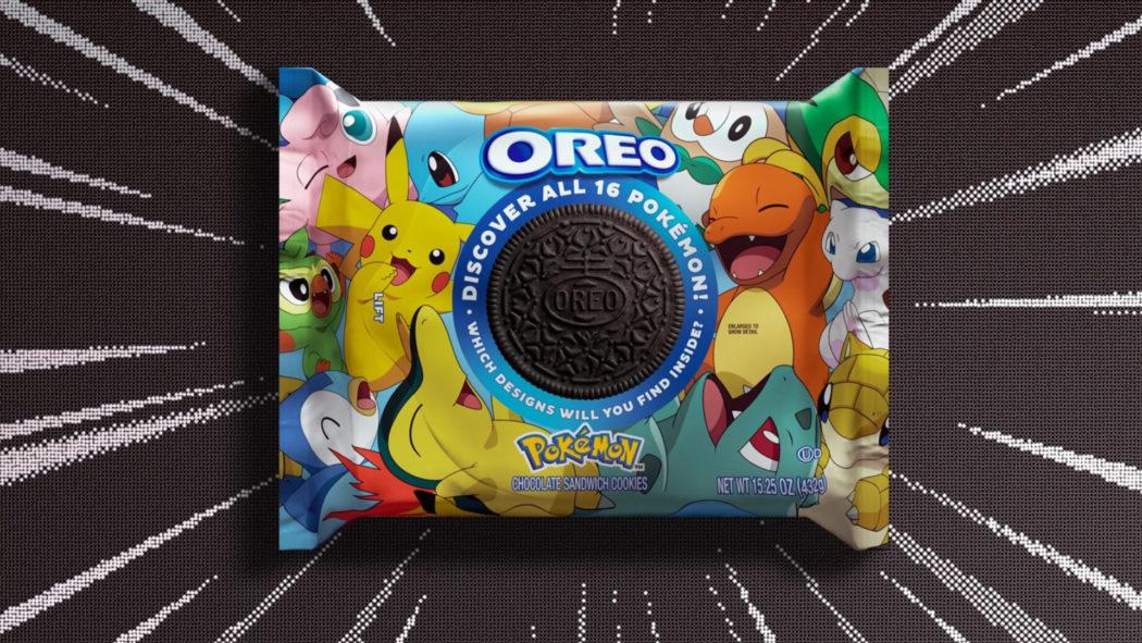 Biscoitos Oreo do Pokémon são vendidos por milhares de dólares (Foto: Divulgação)