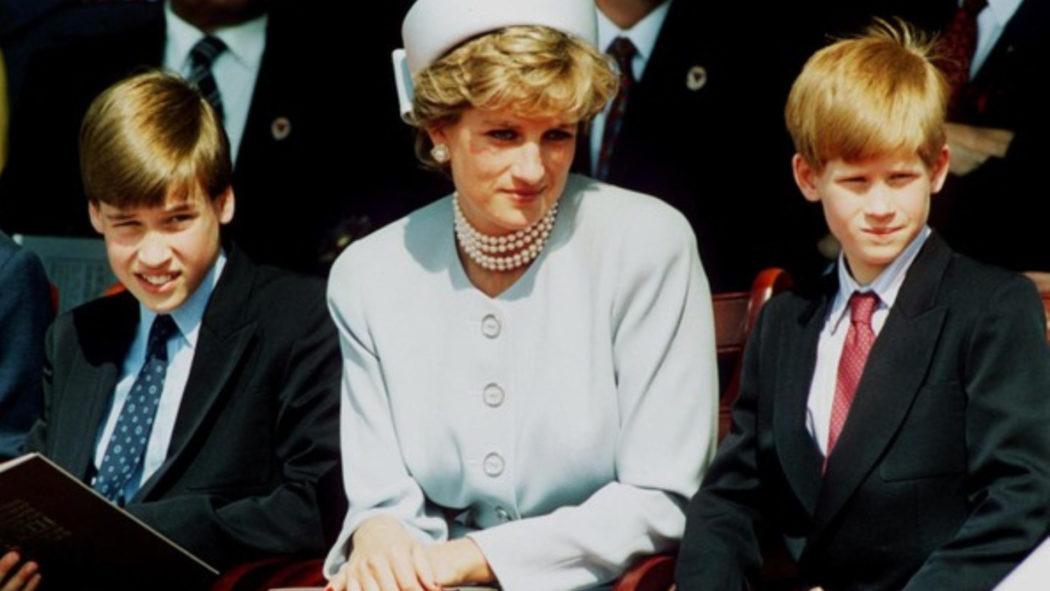 Príncipes William e Harry adoram ir ao McDonald's, mas não pela comida (Foto: Divulgação)