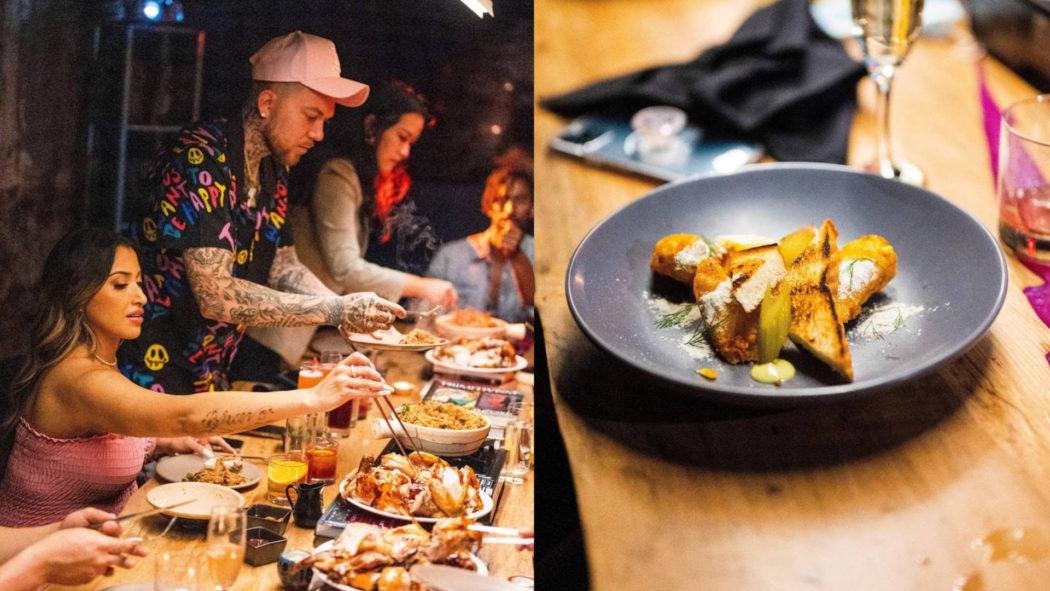 """""""O Jantar dos Discípulos"""" (Foto: Reprodução/Tiger Bar & Restaurant)"""