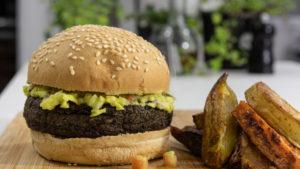 Hambúrguer de feijão (Foto: iStock)