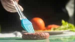 Hambúrguer de manteiga (Foto: iStock)
