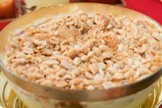 Pavê de Amendoim, por Yoki (Foto: Divulgação)